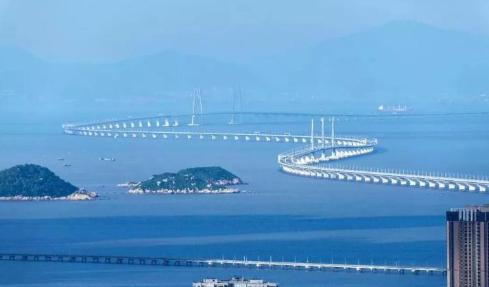 公路混凝土搅拌站项目港珠澳大桥