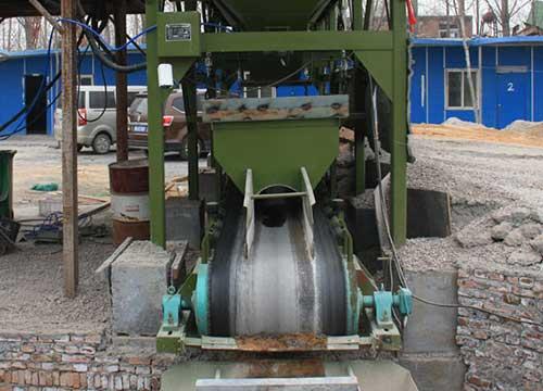 hzs75搅拌站设备一次出料/一天生产多少方混凝土