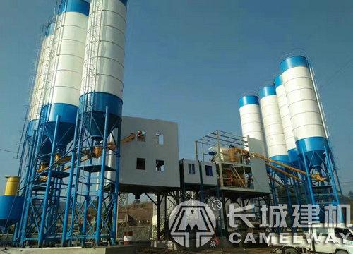 240混凝土双机组拌合机产量及价格
