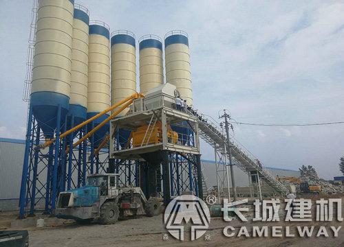 混凝土270生产线年产能