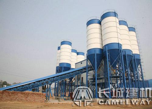 混凝土120生产线产能是多少