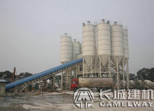郑州商混搅拌站机械设备生产厂家