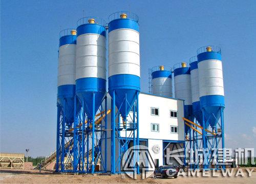 2方混凝土搅拌站价格、生产量及配置