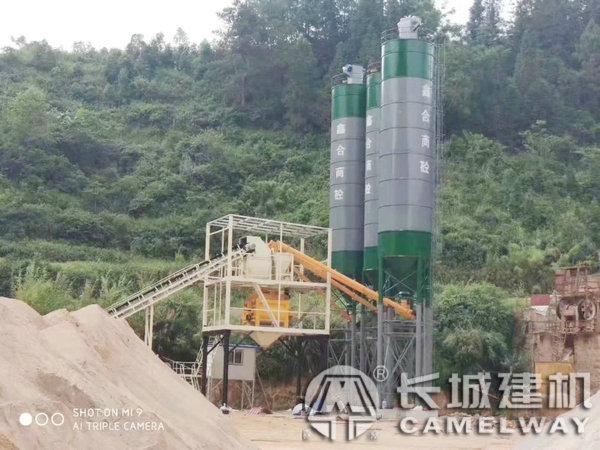 商品混凝土生产设备