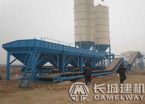 水泥稳定层生产设备