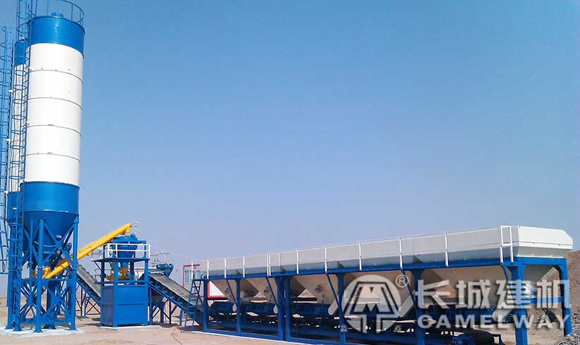 安装800吨的一套水稳站安装费用多少
