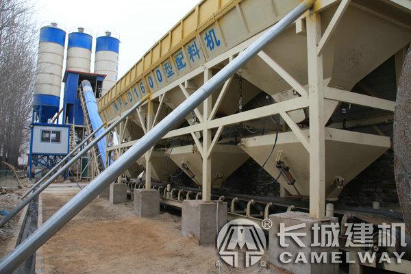 混凝土生产线设备