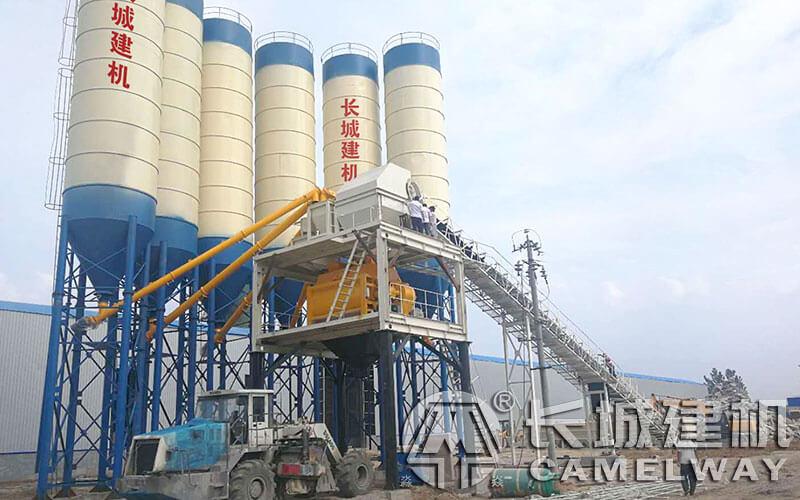 山东混凝土搅拌站生产厂家,混凝土搅拌机械