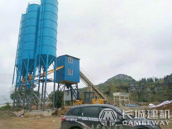 预拌混凝土生产设备