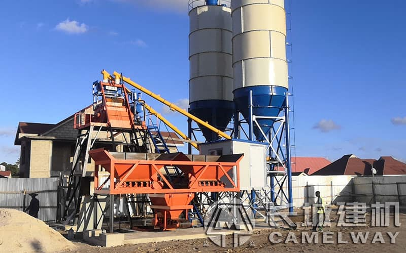 工程混凝土搅拌设备