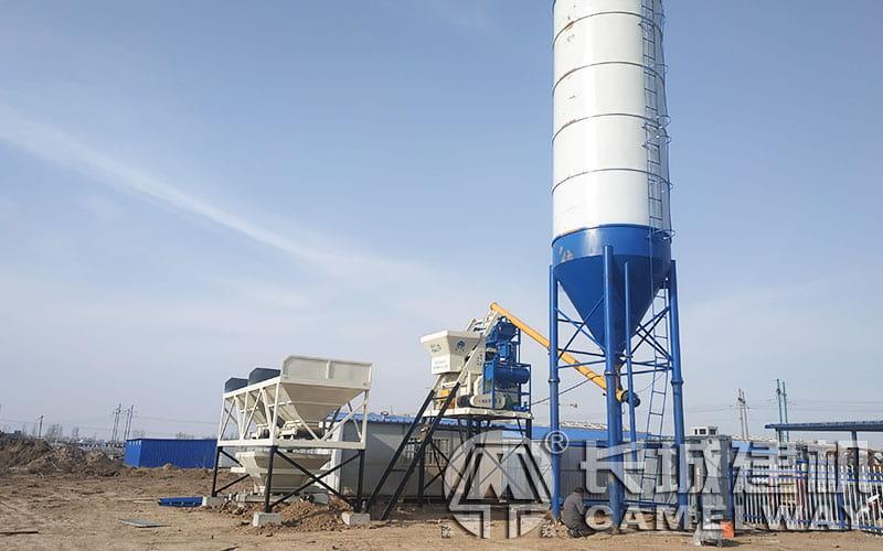 工程混凝土搅拌设备报价