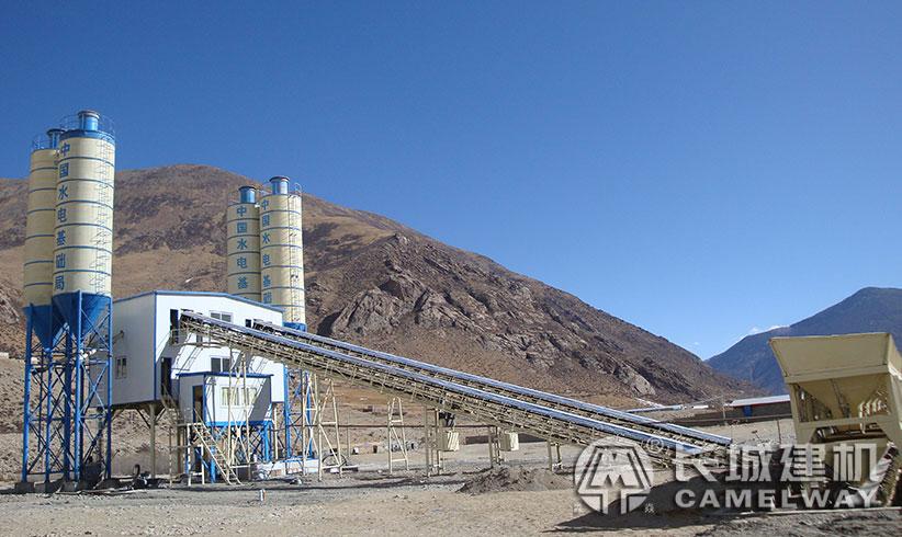 建一个商品混凝土搅拌站需要办哪些手续和资质?