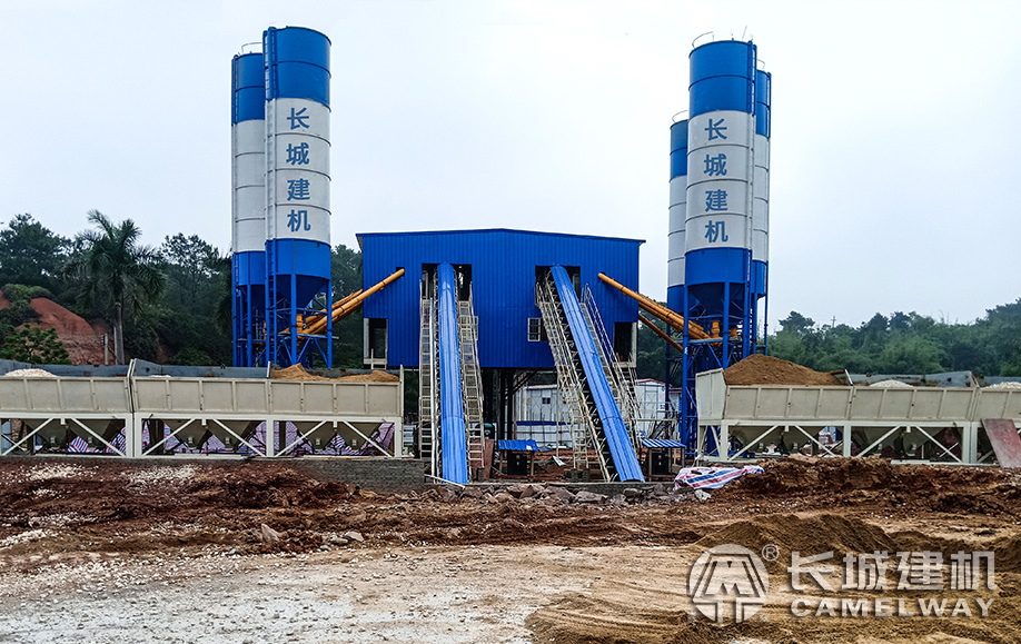 怎么才能降低建设混凝土搅拌站的费用来创造更多的利润?