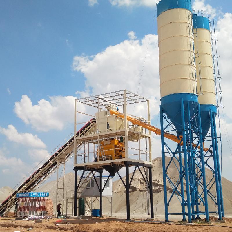 建一个标准型hzs120混凝土搅拌站一年能够的利润是多少?